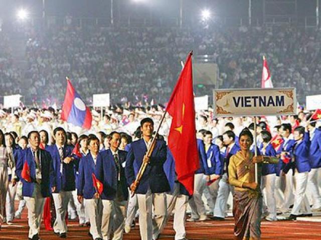 Việt Nam có thể xin đăng cai SEA Games sau năm 2023
