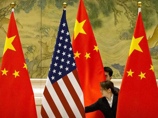 Mỹ tung hàng loạt động thái cứng rắn mới nhắm vào Trung Quốc