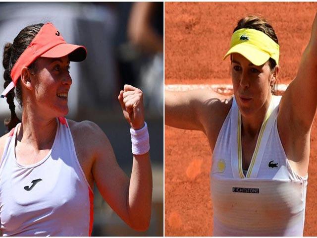 Trực tiếp tennis Pavlyuchenkova - Zidansek: Pavlyuchenkova đoạt set 1 (Bán kết Roland Garros)