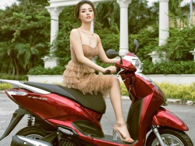 5 xe tay ga Honda HOT nhất thị trường Việt năm 2021 này