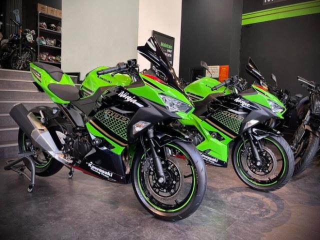 Bảng giá mô tô Kawasaki cập nhật mới nhất trong tháng 6/2021