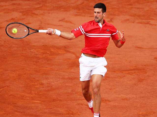 Video tennis Djokovic - Berrettini: Drama 3 matchpoints, world No. 1 bravery (Roland Garros Quarterfinals)