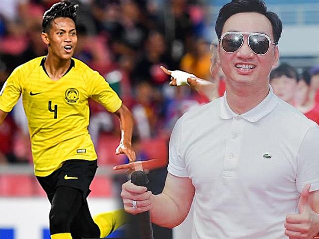 Cầu thủ Malaysia khẳng định mạnh hơn tuyển Việt Nam, sao Việt lập tức đáp trả