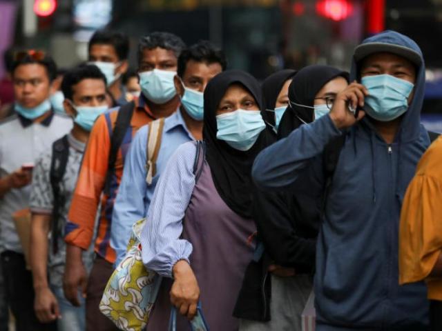 Malaysia nói lý do dẫn tới 60 ổ dịch Covid-19 trên khắp cả nước