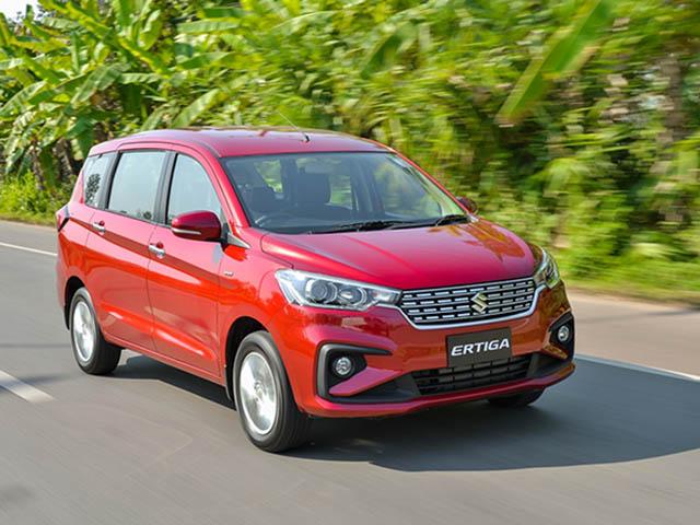 Suzuki Ertiga được đại lý giảm giá 50 triệu đồng dù đang bị thiếu hàng
