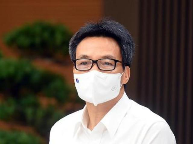 Phó Thủ tướng Vũ Đức Đam: Nếu có ca nhiễm phải phát hiện trong 3 ngày đầu tiên