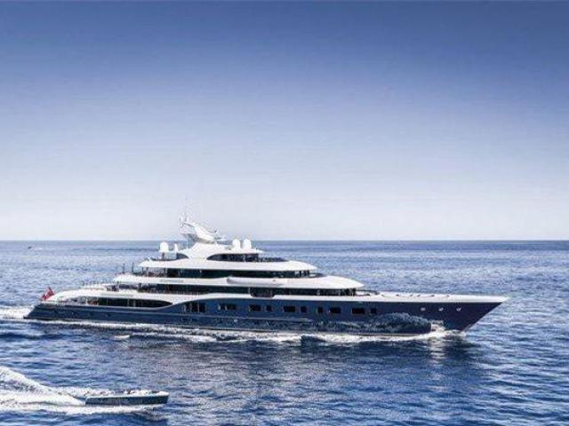 Vén màn bí mật trong siêu du thuyền của tỷ phú giàu nhất thế giới