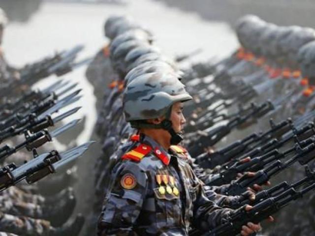 Đặc công Triều Tiên lợi hại như thế nào?