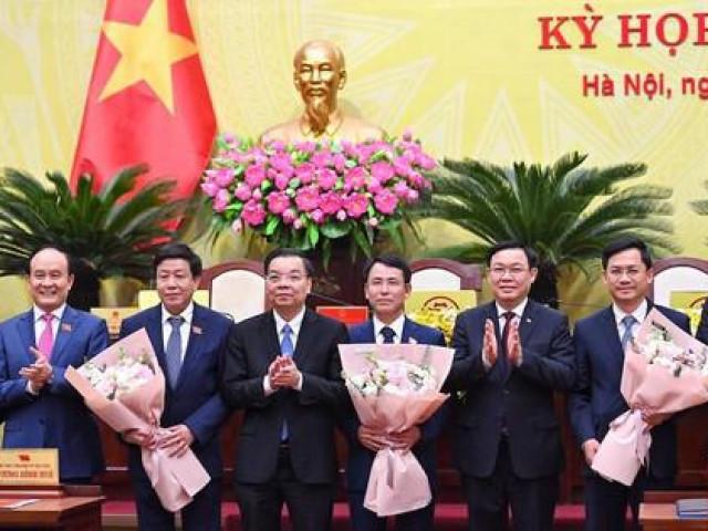 Hà Nội sắp bầu chức danh Chủ tịch UBND khóa mới