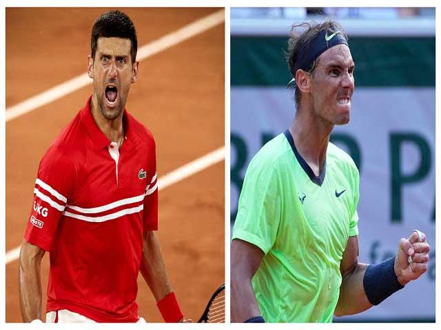 """Video tennis Djokovic - Nadal: Ngược dòng chấn động, """"nhà vua"""" thoái vị (bán kết Roland Garros)"""