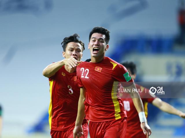 Đánh bại Malaysia, đội tuyển Việt Nam được thưởng lớn
