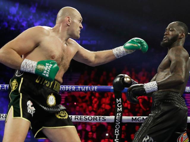 Nóng nhất thể thao tối 12/6: Tyson Fury chỉ trích Deontay Wilder