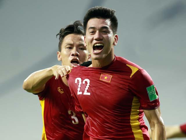 Tin vui: ĐT Việt Nam có 99% khả năng đi tiếp ở vòng loại World Cup