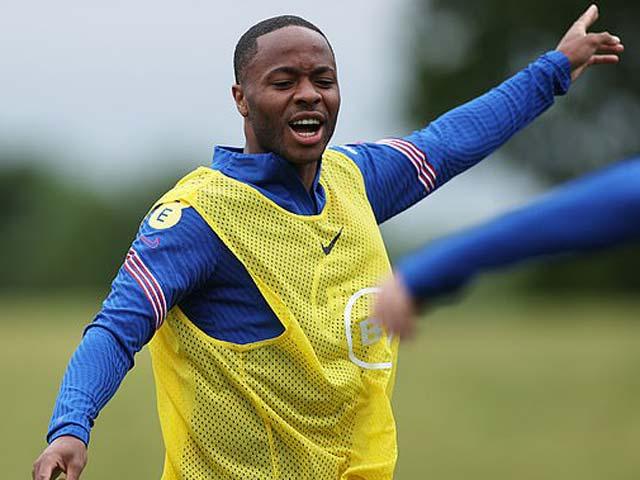 ĐT Anh đau đầu chọn đội hình đấu Croatia: Sterling được chọn, Rashford dễ bị loại