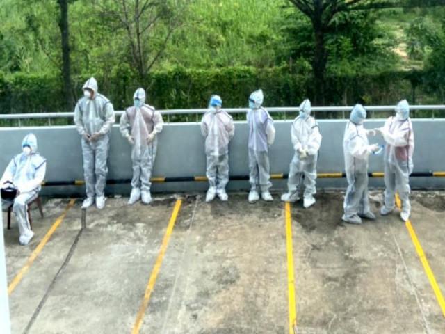 Bình Tân: Phong tỏa thêm gần 1.200 dân ở Ehome 3 do liên quan ca bệnh COVID-19