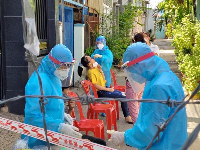 TP.HCM: 2 nhân viên BV Nhân dân Gia Định mắc COVID-19 liên quan chuỗi lây nhiễm BV Bệnh Nhiệt đới