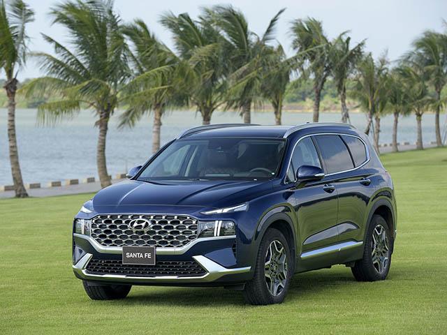 Top 10 mẫu ô tô bán chạy nhất tại Việt Nam tháng 5/2021