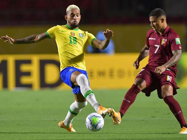 Nhận định bóng đá Brazil - Venezuela: Chờ đại tiệc xóa tan bóng ma Covid-19 (Khai mạc Copa America)