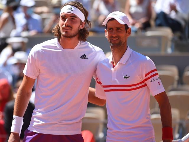 Trực tiếp tennis Djokovic - Tsitsipas: Vỡ òa đăng quang (Kết thúc)
