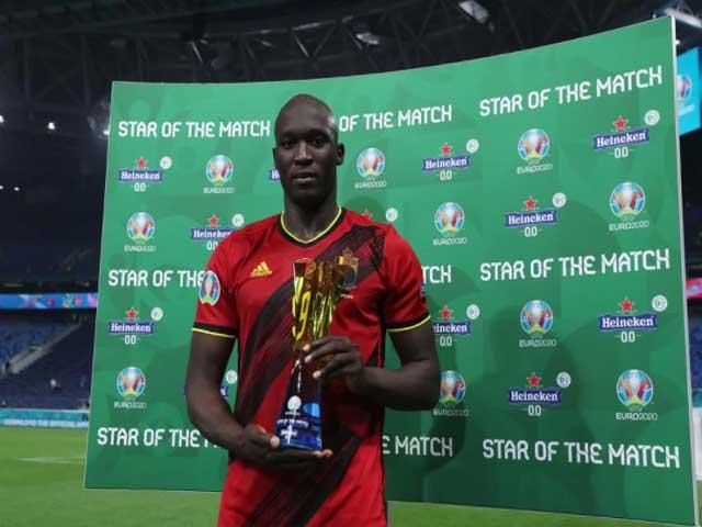 Lukaku dẫn đầu Vua phá lưới EURO, ngạo nghễ thách thức Kane - Ronaldo