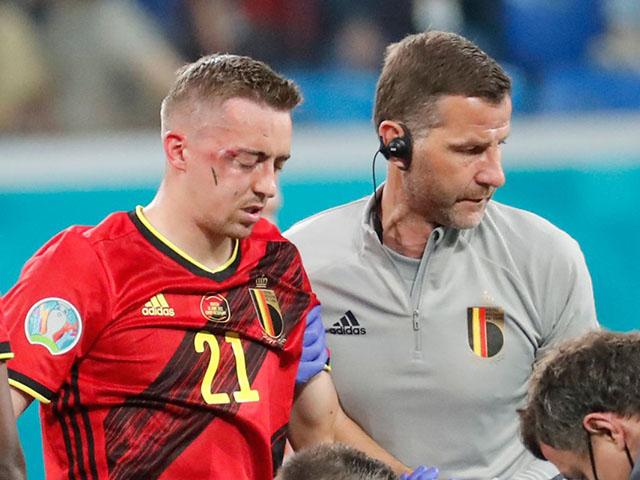SAO ĐT Bỉ chấn thương kinh hoàng, chính thức chia tay EURO 2020