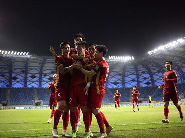 ĐT Việt Nam 99% cơ hội vào vòng 3: Ngóng 4 trận khác nếu kịch bản này xảy ra