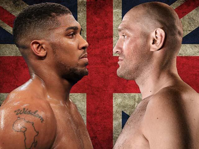 """Nguy cơ trận Joshua – Fury """"bể kèo"""", McGgegor bị fan UFC """"ghẻ lạnh"""""""