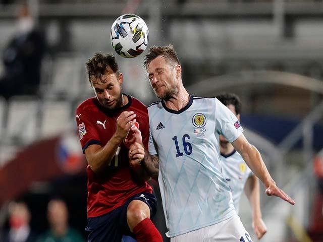 Trực tiếp bóng đá Scotland - CH Séc: Chủ nhà e ngại sức mạnh Séc (EURO 2020)