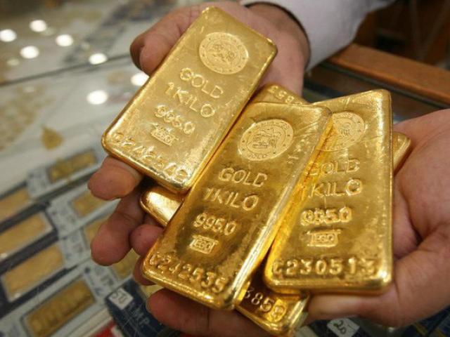 """Giá vàng hôm nay 15/6: Bitcoin tăng như """"lên đồng"""" ghìm giá vàng xuống đáy"""