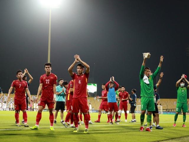 Suýt bị ĐT Việt Nam cầm hòa, báo UAE thừa nhận đội nhà sợ hãi