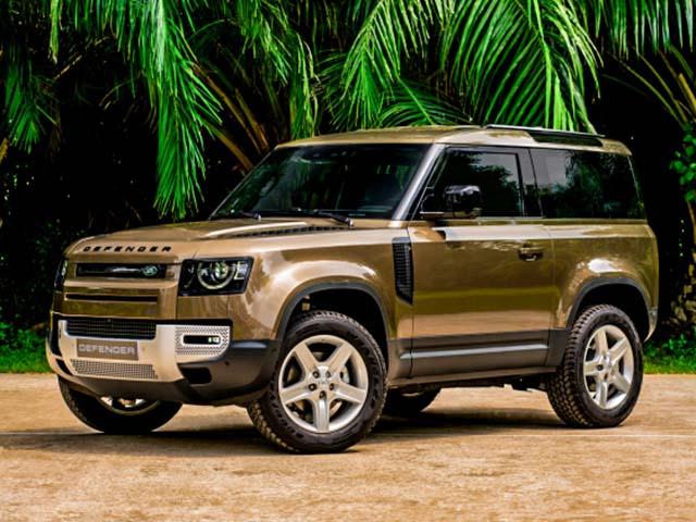 Land Rover Defender 90 bản hai cửa ra mắt thị trường Việt, giá từ 3,9 tỷ đồng