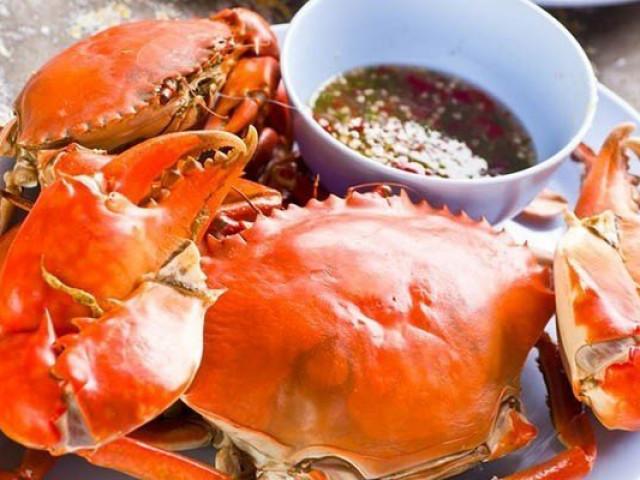 Chớ dại mà ăn cua biển cùng những thực phẩm này, cẩn thận kẻo rước hoạ