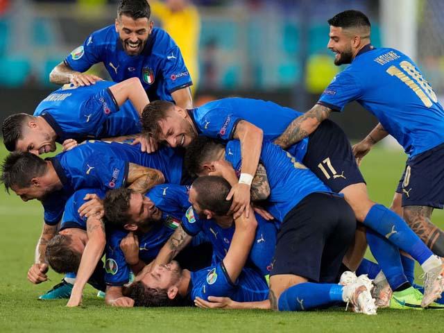 Nóng bảng xếp hạng EURO: ĐT Italia giành vé sớm nhất vào vòng 1/8
