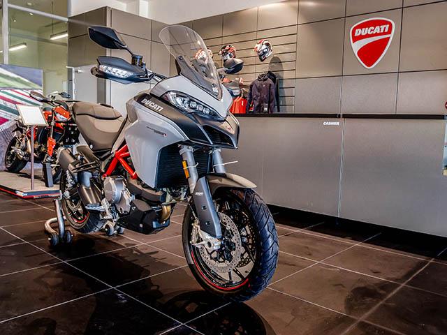 Ducati có thêm xưởng dịch vụ và showroom mới tại Hà Nội