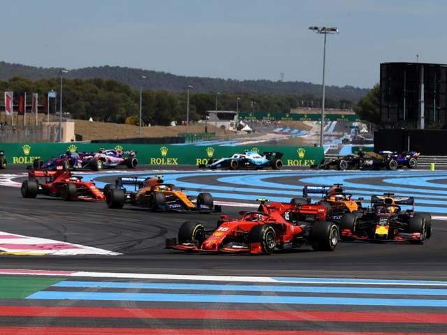 Đua xe F1, France GP: Giải lâu đời nhất lịch sử, chờ Sergio Perez đua Hamilton