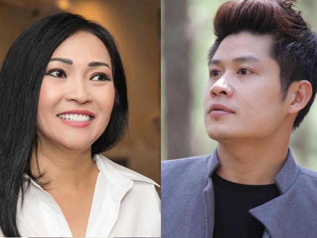 Bị đồn trong nhóm chat sao Việt nói xấu, Phương Thanh và Nguyễn Văn Chung lên tiếng