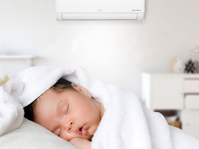 Các nguyên tắc sử dụng thiết bị làm mát cho trẻ mùa hè nóng nực