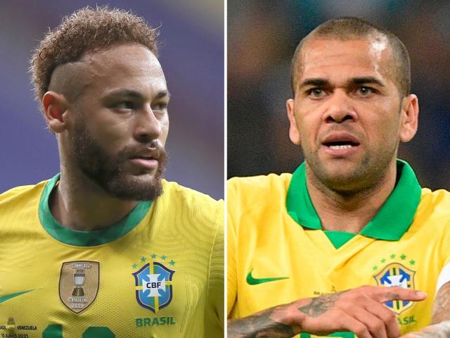 """PSG ngăn Neymar săn vàng Olympic, Brazil gọi """"vua ăn cúp"""" 38 tuổi thế chỗ"""