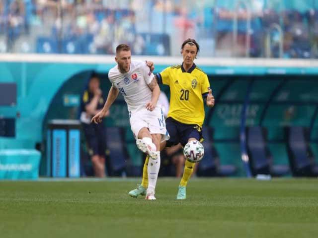 Video Thụy Điển - Slovakia: Cay đắng penalty, phút 90+5 nghẹt thở