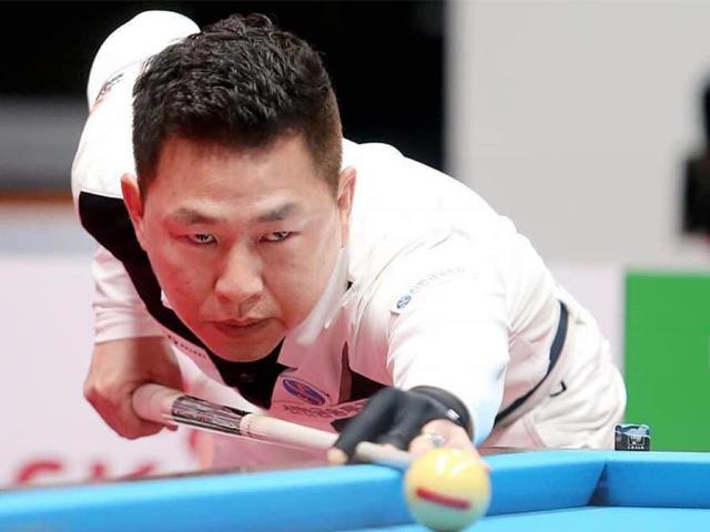 Kịch tính Mã Minh Cẩm vào tứ kết giải bi-a thế giới sau 5 set đấu