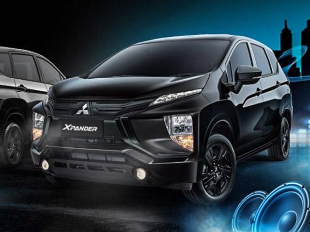 Mitsubishi Xpander có thêm phiên bản đặc biệt Black Edition
