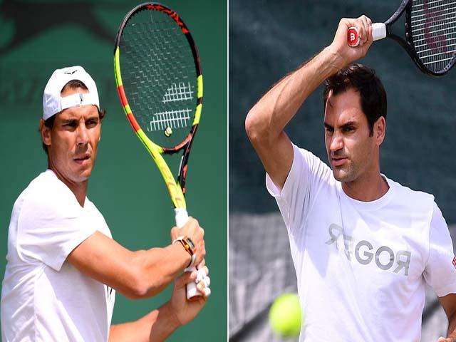 Nadal bỏ Wimbledon, Federer thua ở Halle Open: Toan tính của 2 huyền thoại