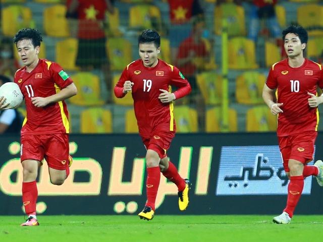 """ĐT Việt Nam mơ vào bảng """"dễ"""" đua vé World Cup, coi chừng bài học Thái Lan"""