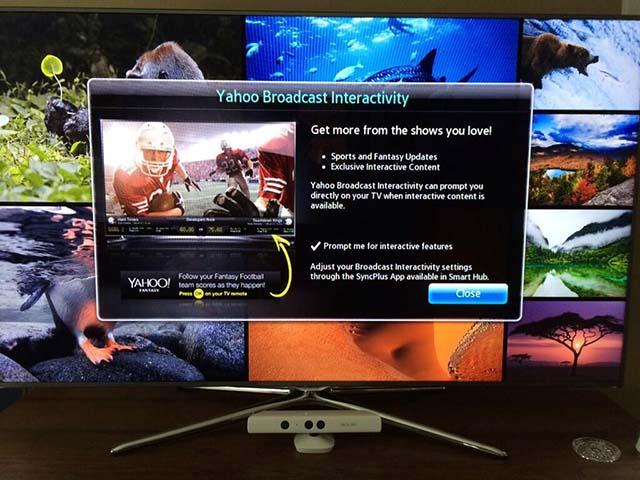 Cách chặn quảng cáo làm phiền trên Smart TV
