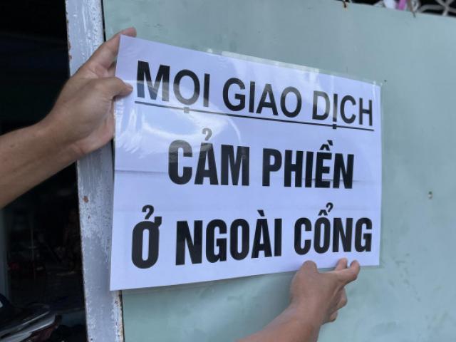 """Loạt ảnh cận cảnh """"muôn kiểu chống dịch"""" của người dân TP HCM"""