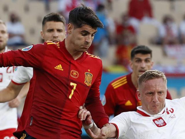 Trực tiếp bóng đá Tây Ban Nha - Ba Lan: Những phút cuối kịch tính (Hết giờ) (EURO)