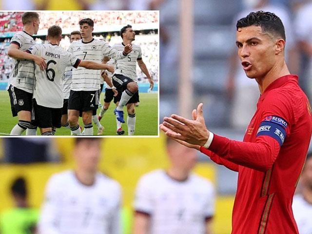"""Bồ Đào Nha thua ngược Đức: HLV Santos tâm phục khẩu phục, quyết """"sinh tử"""" với Pháp"""