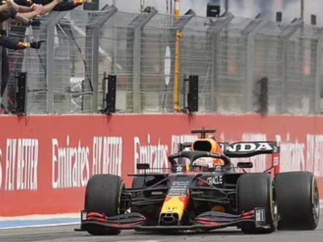Đua xe F1, chặng France GP: Verstappen vượt Hamilton vòng áp chót, vô địch kịch tính