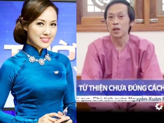 Hoài Linh, Thủy Tiên lên sóng Thời sự VTV vì ồn ào tiền từ thiện
