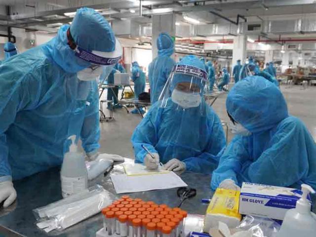 Tối 21/6, thêm 133 ca mắc COVID-19 trong nước, TP.HCM tiếp tục có số ca nhiều nhất